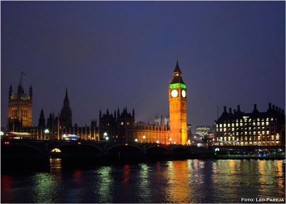 Londres, una de las ciudades preferidas para el verano europeo