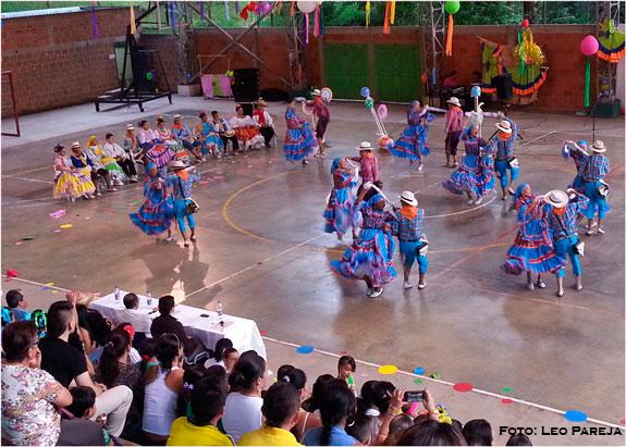 La Celia realizó II Concurso Departamental de Danza