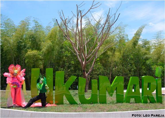 Bioparque Ukumarí abrió sus puertas en Pereira y sigue en obras