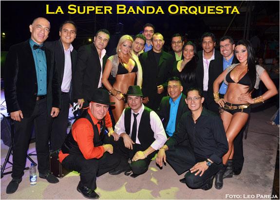 """""""Suegro, regáleme su hija"""", lo nuevo de La Super Banda Orquesta"""