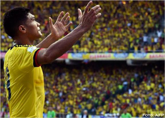 Colombia debuta con triunfo en eliminatorias hacia Rusia 2018