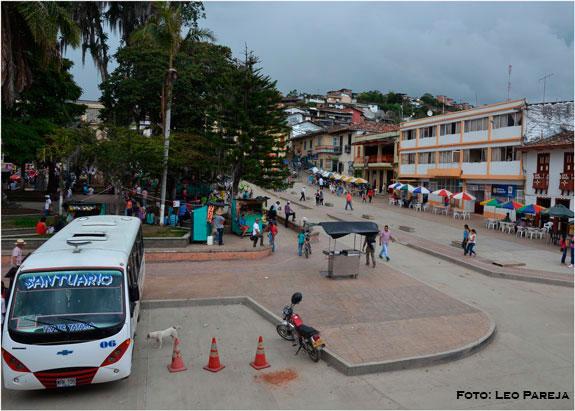 Santuario Risaralda, con nueva plaza, celebrará fiestas decembrinas