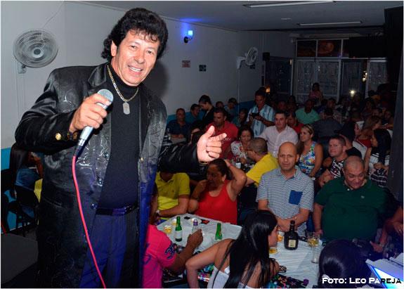 Franktony, cantante popular prepara nuevo trabajo musical