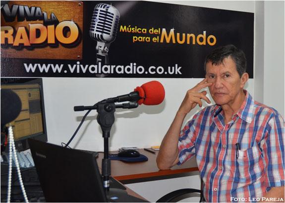 """""""Los que hemos vivido la guerra, queremos la paz"""": Luis García Quiroga"""