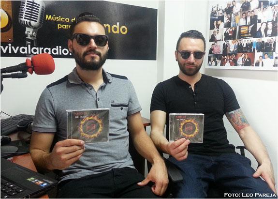 Punto Ge, banda latina de rock alternativo recibió premio en Colombia