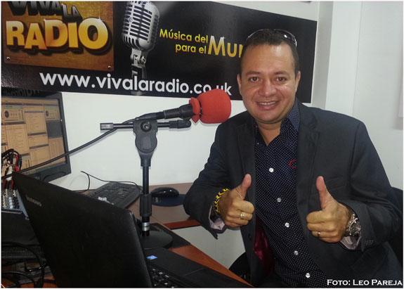 El compositor y cantante Armando Romero prepara primera producción