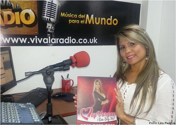 May Vargas, 'La Mala Soy Yo', propuesta popular en su nueva faceta musical