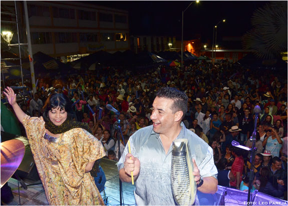 Santuario Risaralda celebró con artistas y eventos sus '130 Años' de fundación