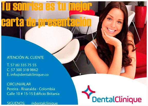 Dental Clinique en Pereira (Colombia): Tu sonrisa es tu mejor carta de presentación