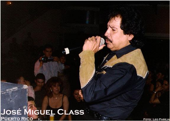 Se apagó la voz del cantante José Miguel Class, 'El Gallito de Manatí'