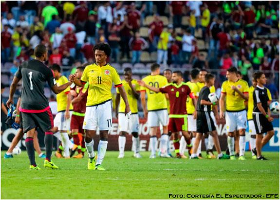 Jornada 15: Así van las eliminatorias sudamericanas rumbo a Rusia 2018