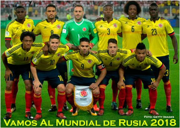 Uruguay, Argentina y Colombia clasifican al mundial y Perú a la repesca