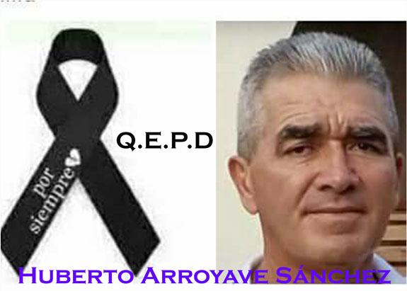 Sin vida, fue hallado Huberto Arroyave Sánchez, ciudadano santuareño