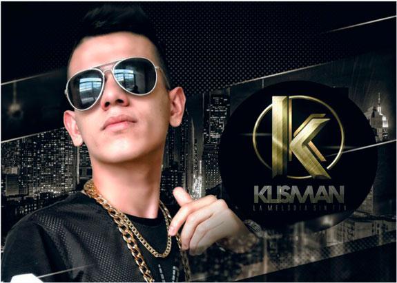 Talento urbano risaraldense: Klisman, 'El de la melodía sin fin', nueva propuesta