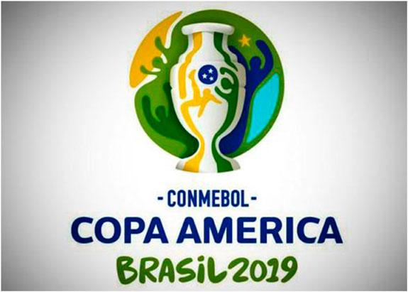 La Fiesta del fútbol: Copa América de Brasil 2019 del 14 de Junio al 7 de Julio