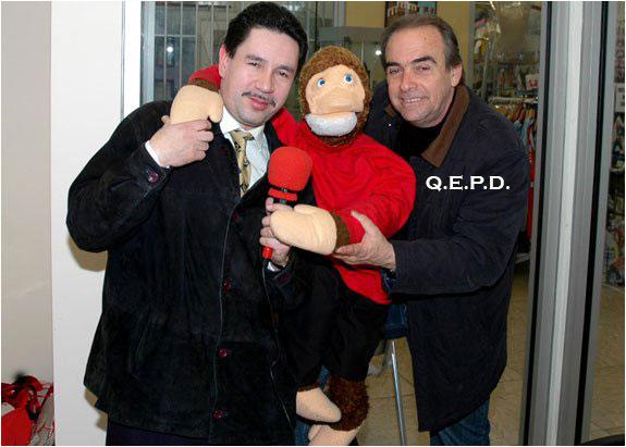 El humor de luto: Fallece de cáncer Carlos Donoso, el famoso ventrílocuo venezolano
