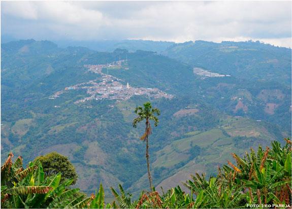 Santuario Risaralda 'La Perla del Tatamá, pueblo de sueño y encanto natural rodeado de naturaleza
