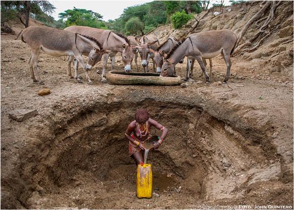 Colombiano gana Premio Mundial de Fotografía del Día Mundial del Agua